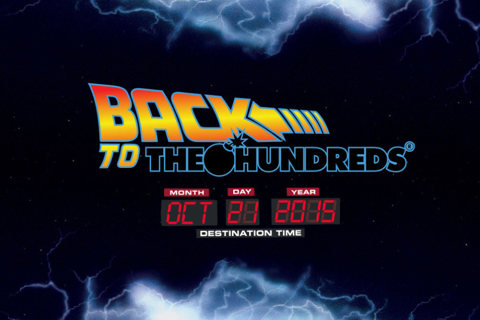 The Hundreds X Back To The Future Collaboration
